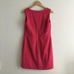 Ann Taylor Dresses - Ann Taylor faux wrap dress sleeveless